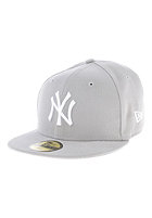 NEW ERA Kids 59 Fifty MLB League Basic New York Yankees Fitted Cap grey/white