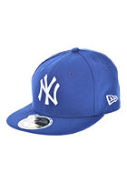 NEW ERA Kids 59 Fifty MLB League Basic New York Yankees Fitted Cap royal/white