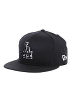 NEW ERA Kids Basic LA Dodgers Fitted Cap black/white