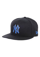NEW ERA Kids Black Pop New York Yankees Fitted Cap black/blue azur