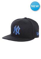 NEW ERA Kids Black Pop New York Yankees Fitted Cap black/blue azur