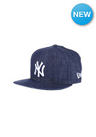 NEW ERA Kids Denim Basic 9Fifty New York Yankees navy / white