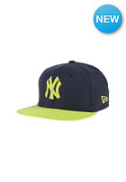 NEW ERA Kids Diamond Child New York Yankees Snapback Cap lime green