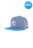 NEW ERA Kids Emea Fresh New York Yankees heather light blue/blue fanatic