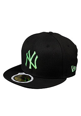 NEW ERA KIDS New York Yankees  Seas Basic MLB Cap black/ island green