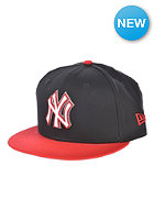 NEW ERA Kids Primary Range New York Yankees Snapback Cap black/scarlet/grey