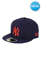 NEW ERA Kseasonal Contrast Mlb New York Yankees Cap nvy/red