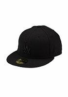 NEW ERA LA Dodgers black/black
