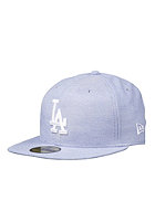 NEW ERA LA Dodgers Charm Fifty Cap light blue/white