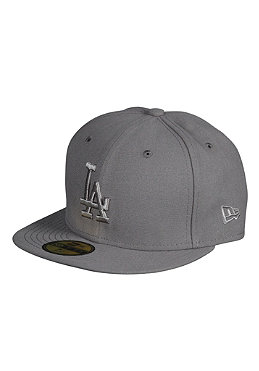 NEW ERA LA Dodgers League Basic Cap storm grey
