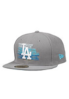 NEW ERA LA Dodgers Logomotion Cap st gray/vice blue