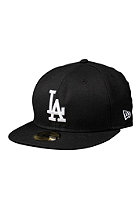 NEW ERA LA Dodgers MLB Basic Cap black/white