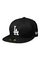 NEW ERA LA Dodgers MLB Basic Cap black/white