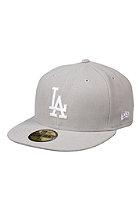 NEW ERA LA Dodgers MLB Basic Cap gray/white