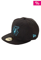 NEW ERA LA Lakers Seas Cap black/vice blue