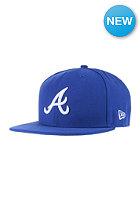 NEW ERA League Bas 950 Atlanta Braves calming blue/white