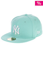 NEW ERA League Basic New York Yankees Fitted Cap blue tint