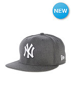NEW ERA League Basic New York Yankees Snapback Cap heather graphite