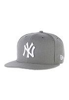 NEW ERA League Basic New York Yankees Snapback Cap storm gray