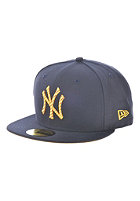 NEW ERA Logo Chain New York Yankees Cap navy/gold/cardinal