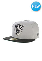NEW ERA Logo Invert Brooklyn Nets Cap official team color