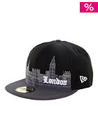 NEW ERA London City Series Cap black/graphite
