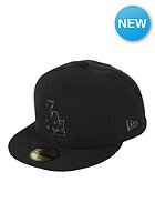 NEW ERA Los Angeles Dodgers Basic Fitted Cap black