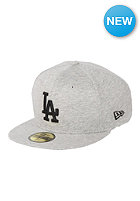 NEW ERA Los Angeles Dodgers Jersey Pop Fitted Cap grey/black