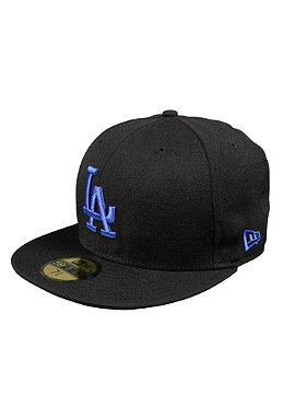 NEW ERA Los Angeles Dodgers Season Basic MLB Cap black/ royal