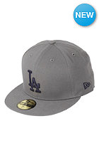 NEW ERA Los Angeles Dodgers Washed Out Fitted Cap graphite/navy