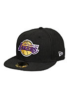 NEW ERA Los Angeles Lakers NBA Season Basic Cap team