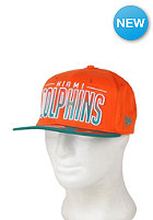 NEW ERA Miami Dolphins Team Fade Snapback Cap team