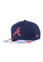 NEW ERA Miamivibe 5950 Atlanta Braves navy