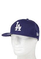 NEW ERA MLB 9Fifty LA Dodgers Team Snapback Cap blue