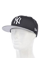 NEW ERA MLB Cotton Block New York Yankees Snapback Cap black/grey/white