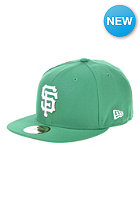 NEW ERA MLB League Basic San Fransisco Giants Fitted Cap bot.green