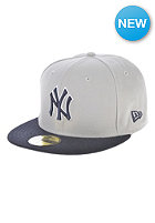 NEW ERA MLB Reverse New York Yankees Team Fitted Cap blue