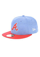 NEW ERA Multiox Atlanta Braves OTC Fitted Cap multicolors
