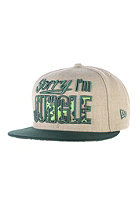 NEW ERA Music Infill Snapback Cap team color/lime green