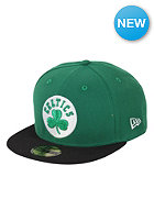 NEW ERA NBA Basic Boston Celtics Cap green / black