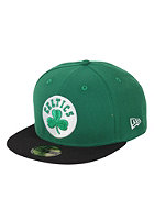 NEW ERA NBA Basic Boston Celtics Cap green / black