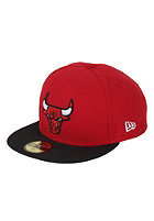 NEW ERA NBA Basic Chicago Bulls Cap red / black