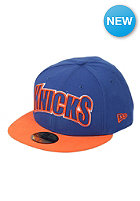 NEW ERA NBA New York Knicks Edge Up Fitted Cap team