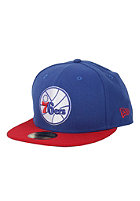 NEW ERA NBA Team Flip Cap phi76e