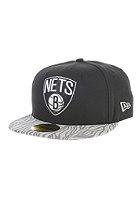 NEW ERA NBA Tonalzebra Brooklyn Nets OTC Fitted Cap multicolors