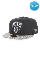 NEW ERA NBA Tonalzebra Brooklyn Nets OTC Fitted Cap multicolors