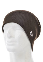 NEW ERA NE Orig Long Knit 4 Beanie brown