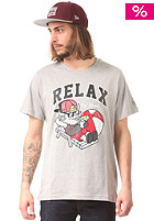 NEW ERA New Era Relax S/S T-Shirt grey
