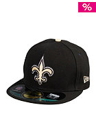 NEW ERA New Orleans Saints NFL On Field 59FIFTY Cap game