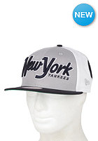 NEW ERA New York Yankees Back Block Snapback Cap team